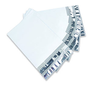 Returnable Double Strip Poly Mailers