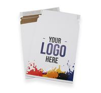 Custom Printed Rigid Mailers