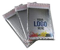 Custom Printed Metallic Bubble Mailers